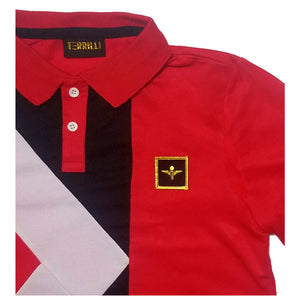 "Terrilli ""King Terrilli"" Polo (Red)"