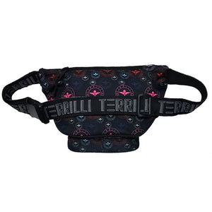 Terrilli Pouch/Sling Bag (Black)