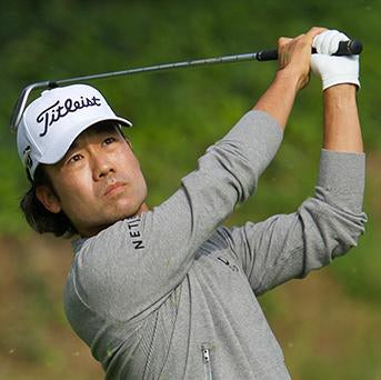 Kevin Na, 7 iron