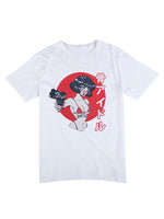 POINT BLANK WHITE T-SHIRT