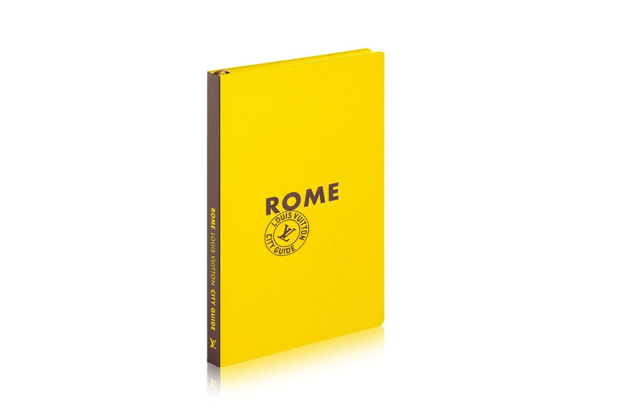 Materie has been included in the Louis Vuitton's Rome's guide