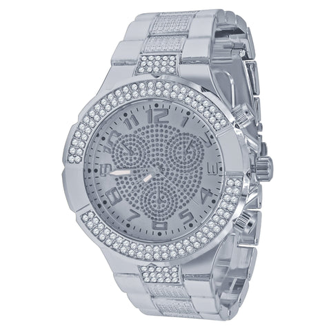 Ice Master Watch (Solitude 562421) - YouTech.Me
