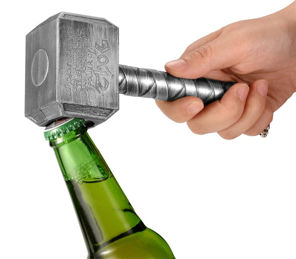 Hammer of Thor Bottle Opener - YouTech.Me
