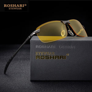 Zero Glare Polarized Night Vision Sunglasses - YouTech.Me
