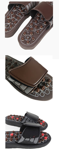 Foot Acupuncture Massage Sandal - YouTech.Me
