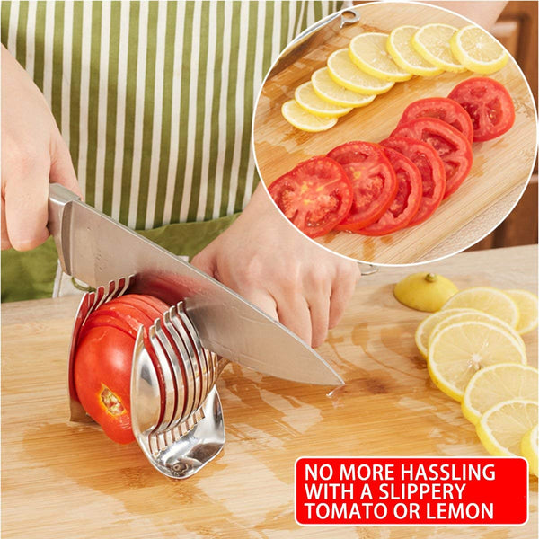 Food Slicing Tool Holder - YouTech.Me