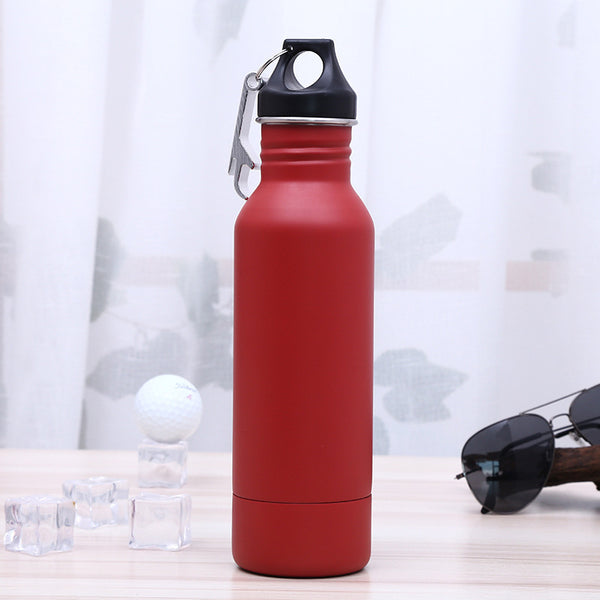 Stainless Steel Cold Insulated Beer Thermos - YouTech.Me