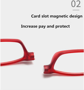 Upgraded Magnetic Reading Glasses (Unisex) - YouTech.Me