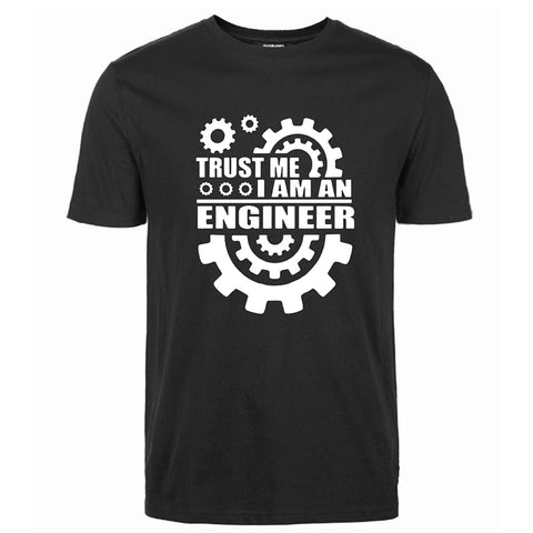 Men's Shirts - Trust me, I AM AN ENGINEER (Batch-1) - YouTech.Me