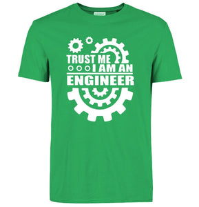 Men's Shirts - Trust me, I AM AN ENGINEER (Batch-2) - YouTech.Me
