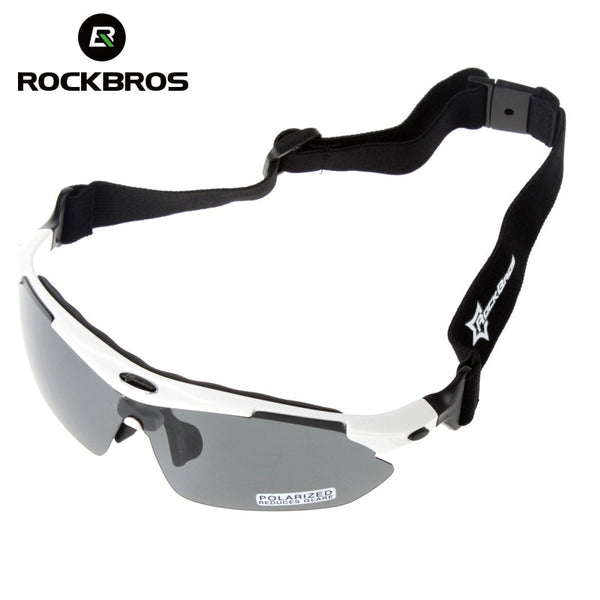 5 Lenses Polarized Cycling & Sports Sunglasses - YouTech.Me
