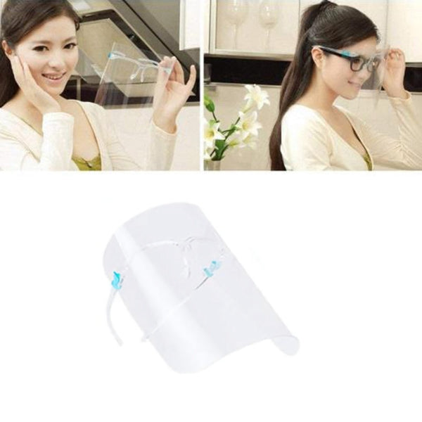 3-sets Anti-Fog Faceshield Safety Protection (1 order = 3 pcs) - YouTech.Me