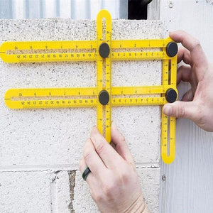 Professional Multi-Angle Ruler