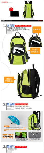 Multi-function 2-in-1 Chair Bag Backpack - YouTech.Me