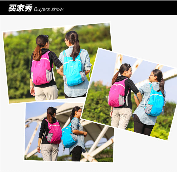 Lightweight Foldable Waterproof Backpack - YouTech.Me