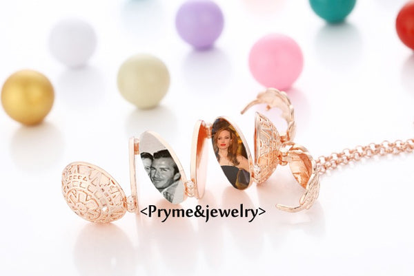 Magic Photo Locket / Pendant - YouTech.Me