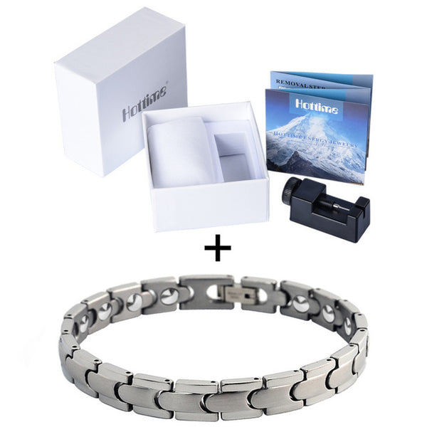 Bio Health Care Therapy Bracelets & Bangles (Full 99.99% Germanium of Korea / Japan) - YouTech.Me