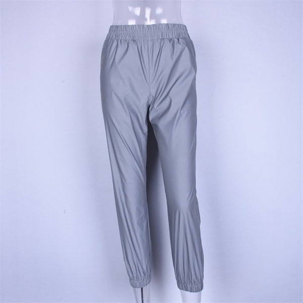 Reflective Jogger Pants - YouTech.Me