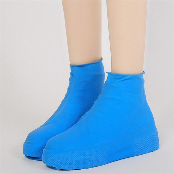 Waterproof Silicone Shoe Covers - YouTech.Me