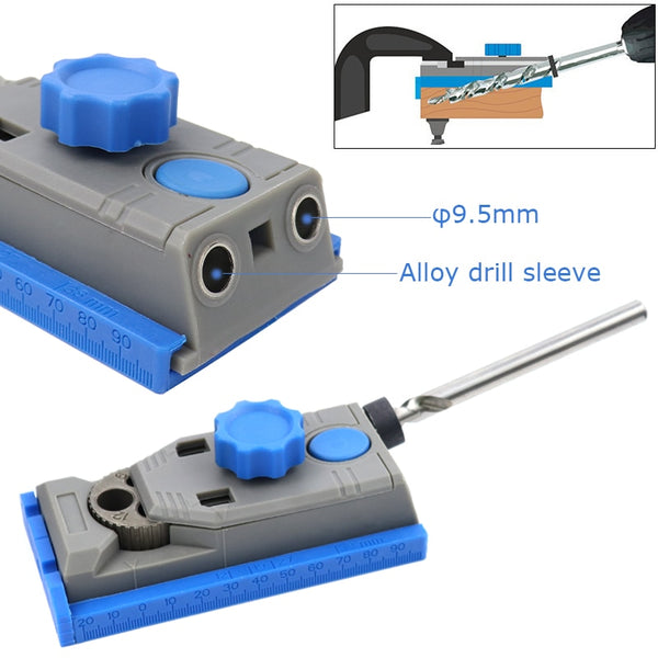 2 in 1 Genius Pocket Drilling Jig - YouTech.Me