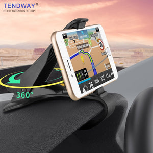 Universal Dashboard Mount Car Phone Holder