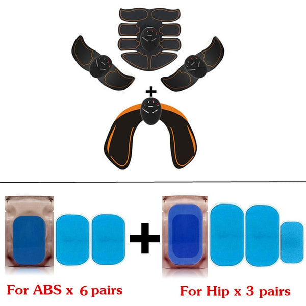 Smart Electric Shaper / Massager for ABS, Hip & Buttocks - YouTech.Me