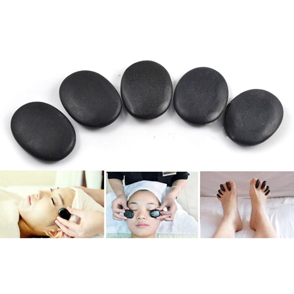 Natural Basalt Stone Massager - YouTech.Me