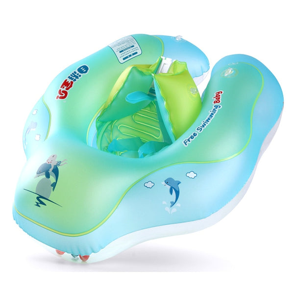 Baby Swimming Inflatable Ring - YouTech.Me