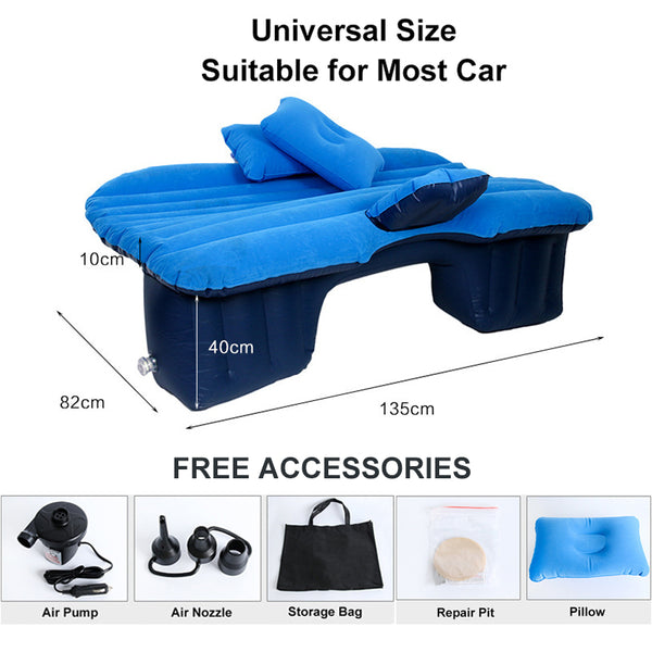 Portable Car Multi-functional Air Bed