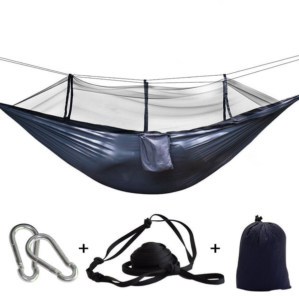Treehouse Mosquito Net Hammock - YouTech.Me