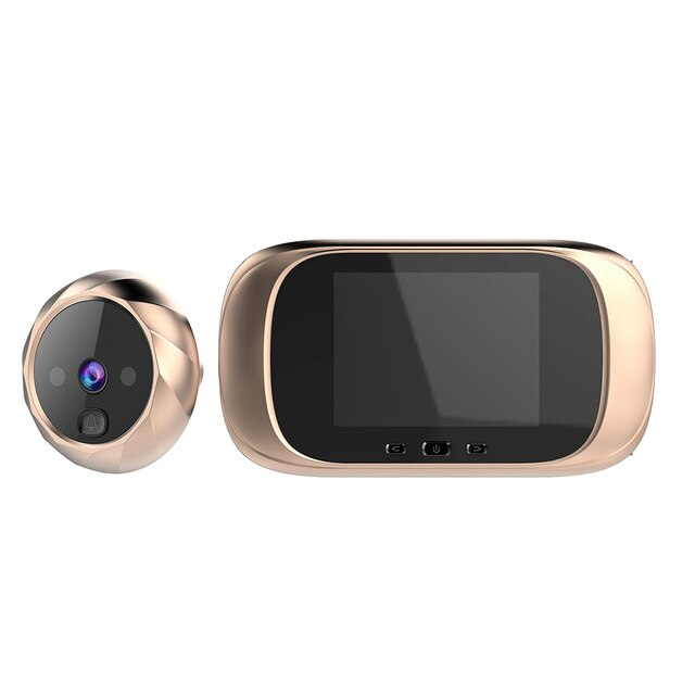 Digital Camera Viewer Doorbell/Peephole - YouTech.Me