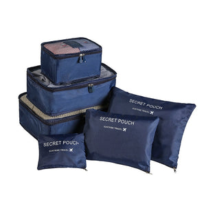Luggage Packing Organizer Set - YouTech.Me