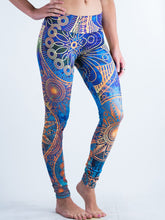 Load image into Gallery viewer, Boho-chic Styles Line Art Design Leggings