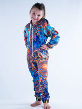 Load image into Gallery viewer, BohoChic Line Art Design Kids Onesie