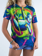 Load image into Gallery viewer, Colorful Sloth Design Kids Tee