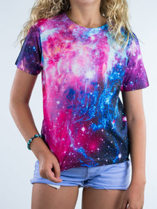 New Galaxy Design Kids Tee