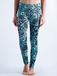 Mandala Design Leggings