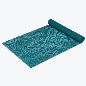 Meditating Spring of Forest Design Yoga Mats