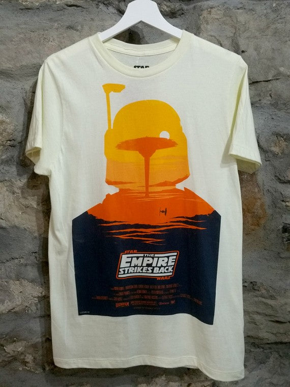 OLLY MOSS EMPIRE STRIKES BACK POSTER T SHIRT