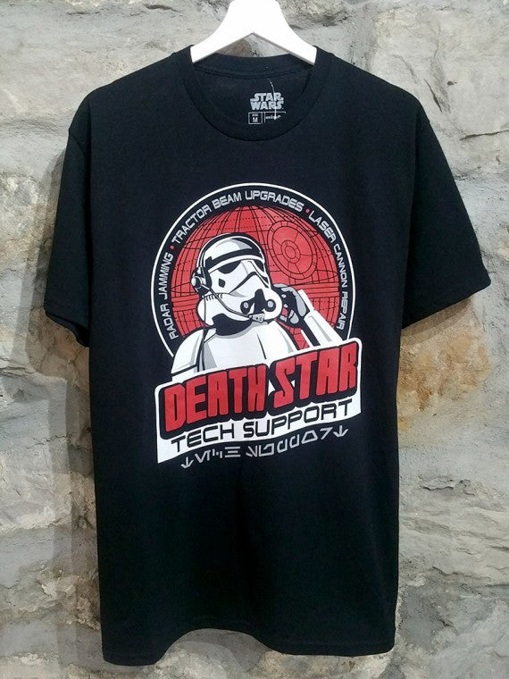 Death Star tech support Tee