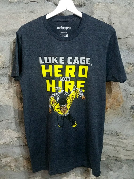 LUKE CAGE POWER MAN T SHIRT