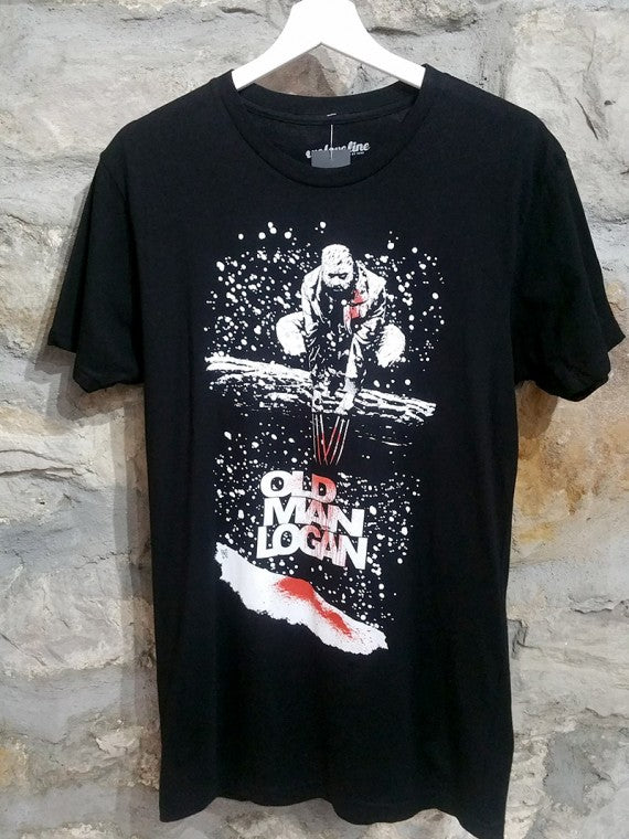 MENS OLD MAN LOGAN TEE