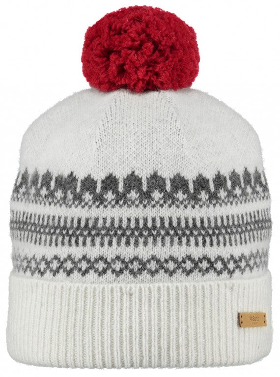 PAMPERO BEANIE OYSTER