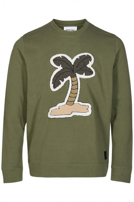 ALTO PALM TREE SWEAT