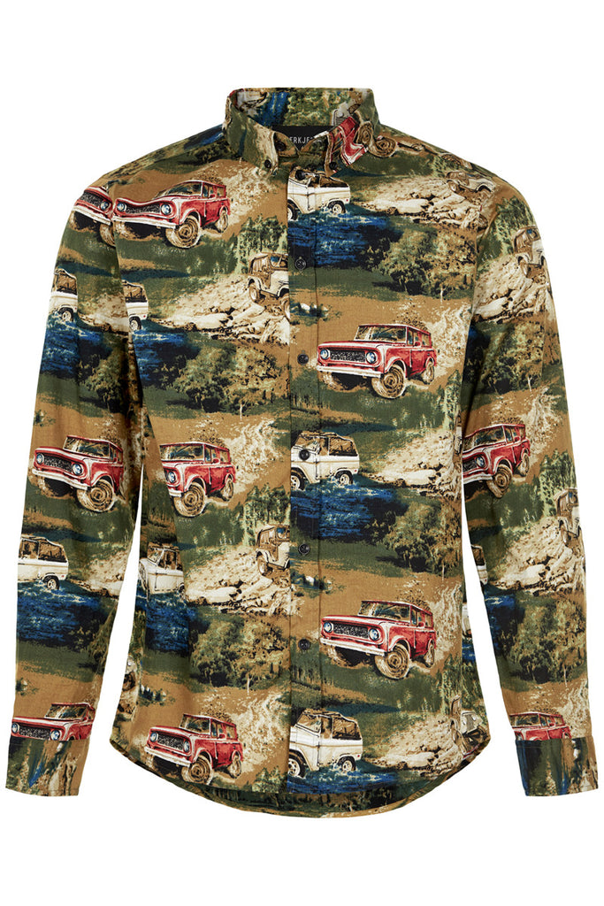 Konrad Car Shirt