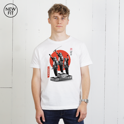 Samurai Panthers T-Shirt