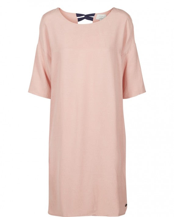 MONIQUA DRESS PINK BLUSH