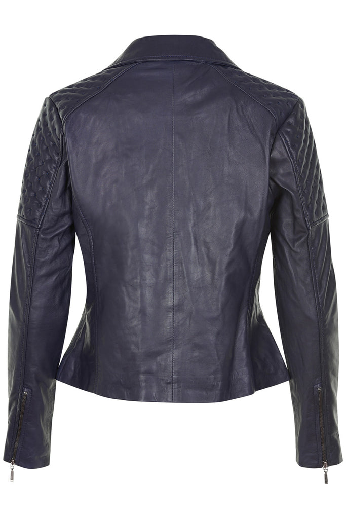 Bacupari Leather Jacket