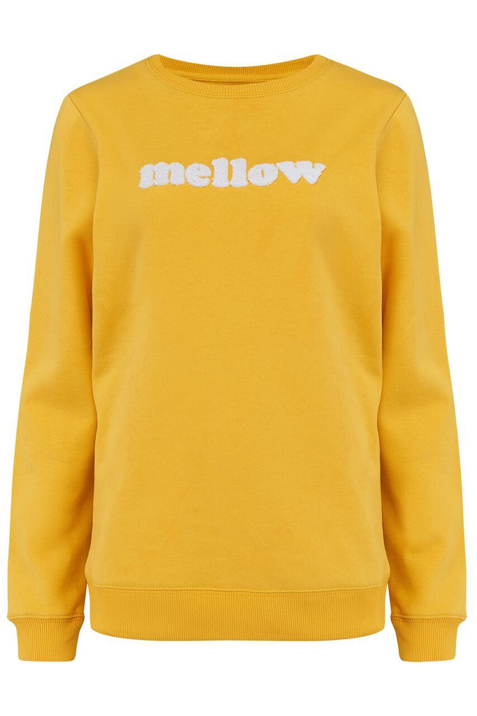 Alanis Mellow Yellow Sweatshirt