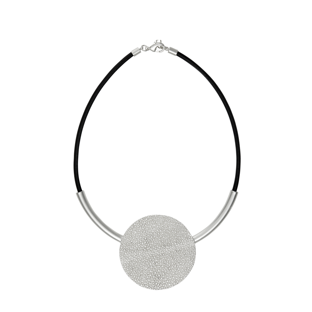 Trixie Leather Necklace